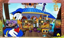 Donald Duck Puzzle-sda screenshot 2/4