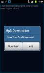 MP3 Downloader App screenshot 5/5