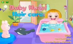 Baby Hazel Hair Time screenshot 1/5