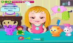Baby Hazel Hair Time screenshot 2/5