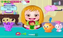Baby Hazel Hair Time screenshot 3/5