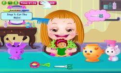 Baby Hazel Hair Time screenshot 4/5