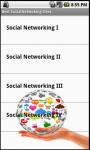 Top Social Networking Sites screenshot 3/4