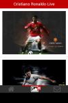 Cristiano Ronaldo Live Wallpaper Free screenshot 3/5