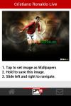 Cristiano Ronaldo Live Wallpaper Free screenshot 4/5