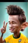 Neymar Live Wallpaper Free screenshot 1/5