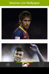 Neymar Live Wallpaper Free screenshot 3/5