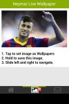 Neymar Live Wallpaper Free screenshot 4/5