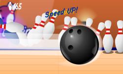 Crazy Bowling Ball screenshot 2/5