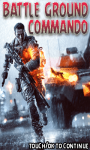 Battle Ground Commando Free screenshot 1/3