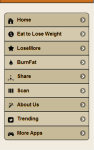 Eat To Lose Weight Now screenshot 2/5