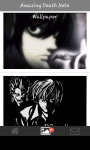 Cool And Amazing Death Note Wallpaper screenshot 3/6