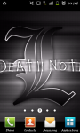 Cool And Amazing Death Note Wallpaper screenshot 6/6