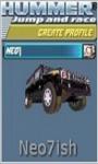 Hummer Jump And Race 3D screenshot 2/6