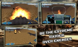 Air Force Combat Raider Attack Game screenshot 5/5