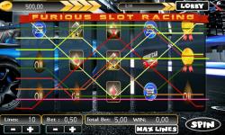 Furious Slot Racing screenshot 3/4