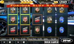 Furious Slot Racing screenshot 4/4