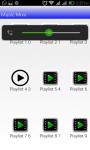 Music Mixx playlist screenshot 3/6