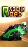 RACE IN ROAD screenshot 1/1