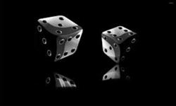 3d dice wallpaper screenshot 2/4