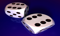 3d dice wallpaper screenshot 4/4