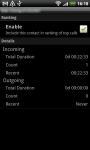 Top Calls screenshot 2/3