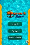 Android boat madness screenshot 1/5