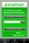Snapfinger - Online Food Ordering screenshot 1/1