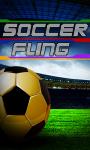 Soccer Fling 240x400 screenshot 1/5
