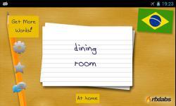 A Portuguese Flashcard App screenshot 2/4