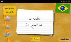 A Portuguese Flashcard App screenshot 3/4