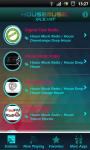 House Music Radio App screenshot 2/6