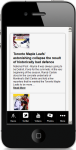 Toronto Maple Leafs News 2 screenshot 2/4