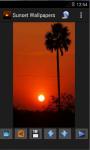 Sunset Wallpaper App screenshot 2/4