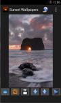 Sunset Wallpaper App screenshot 4/4