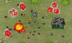 Cannon Tower Defense screenshot 2/4