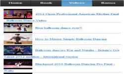 Ballroom Dancing App screenshot 3/3