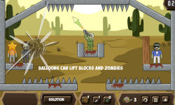 Balloons VS Zombies 2  screenshot 3/6