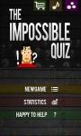 The Impossible Quiz screenshot 1/5