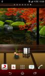 Live Wallpaper Zen Garden  screenshot 2/4
