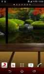 Live Wallpaper Zen Garden  screenshot 3/4