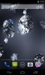 Diamonds Live Wallpaper 3D parallax screenshot 1/4