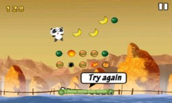 Baby Panda Jumping screenshot 2/5
