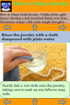 How to Clean Jewelry screenshot 3/3