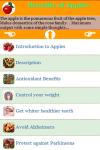 Apples Benefits screenshot 3/4