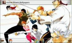 Anime Bleach Wallpapers screenshot 2/3