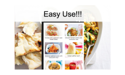 Indian recipes food screenshot 2/3