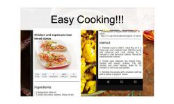 Indian recipes food screenshot 3/3