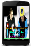 Best Names at the Sochi Olympics screenshot 1/3