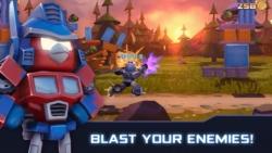 Angry Birds Transformers RIKA screenshot 1/3